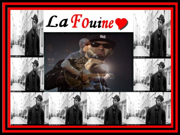 ♥ La Fouine ~ ♥