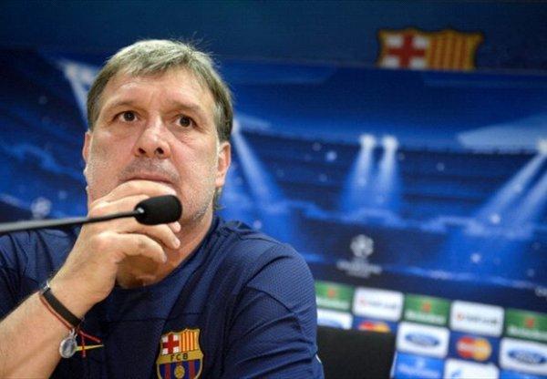 Passé à côté du classico, Messi s'est vu critiqué par la presse espagnole. Son entraineeur Tata Martino ne semble pas inquiet.