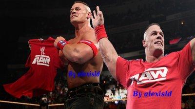 Résultat de Raw du 24 10 11