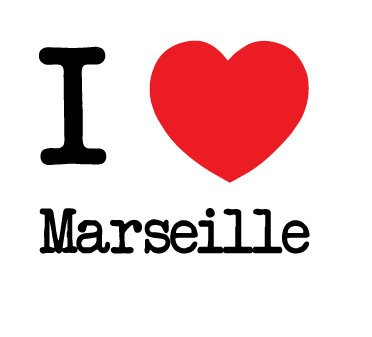 vive marseille y love you l'om