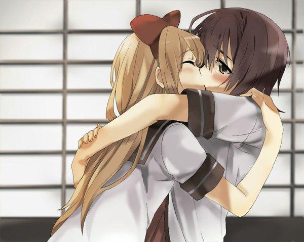 Yuri ☼ Kiss (3)