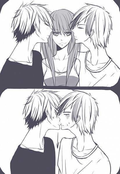 Yaoi ☼ Kiss (2)
