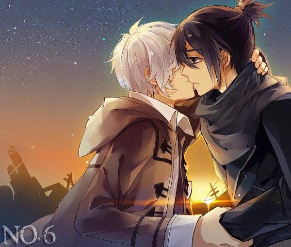 Yaoi ☼ Kiss (3)