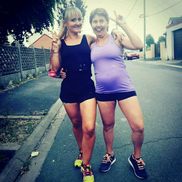 Les cats runneuses ?❤