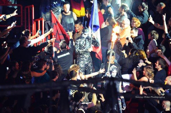07.03.12 : LA DATE !!!! *_* Rammstein. Je t'aime <3
