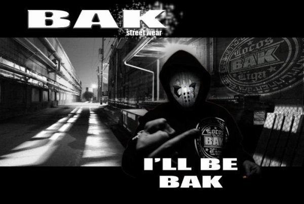 Bientot New Site www.bak93.com  web SHOP online de la marque ki braque la police