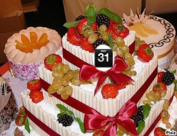 ******** et voila c mon anniversaire********