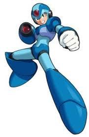 Il est bleu, il est mimi, c'est MEGAMAN !
