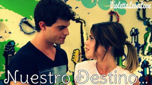 HS : Nuestro Destino... ♥ (Diegoletta) / Partie 1