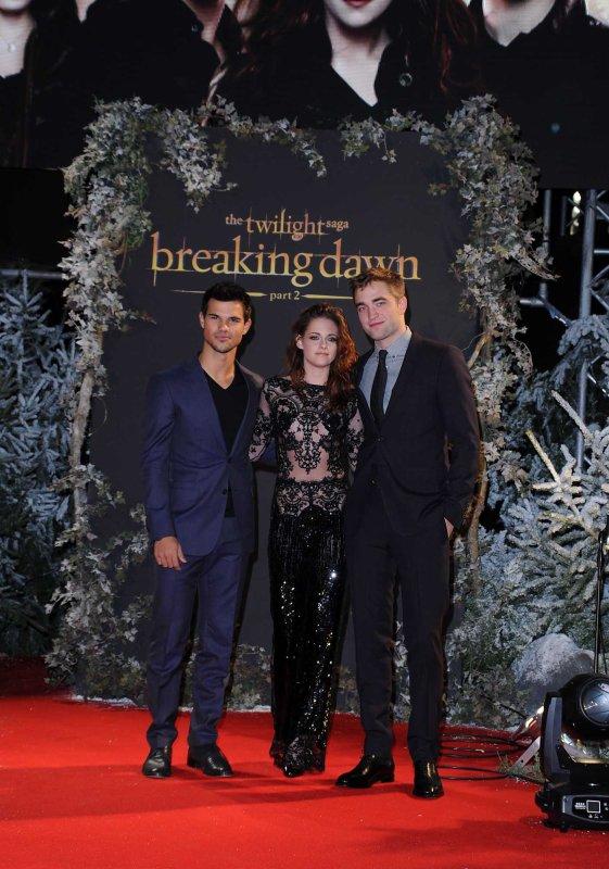 Avant Premiere Breaking Dawn 2ème partie à Londres