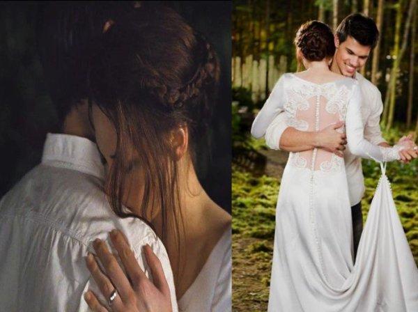L'une des scènes préférés de Kristen sur toute la Saga Twilight