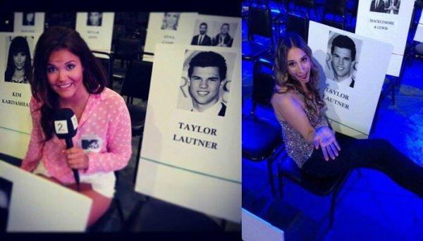 Taylor sera présent au MTV Movie Awards