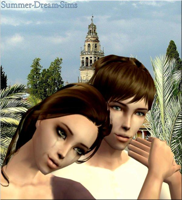 Histoire 5 : Summer-Dream-Sims