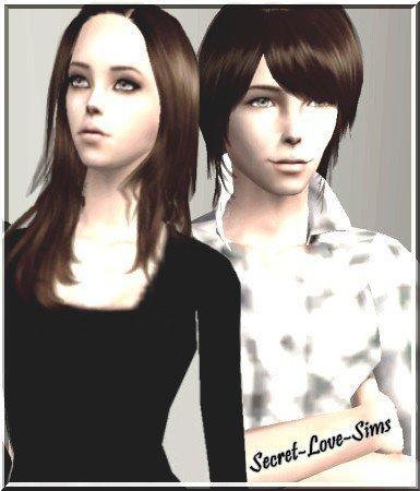 Histoire 4 : Secret-Love-Sims