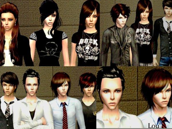 Histoire 6 : Trash Life Sims