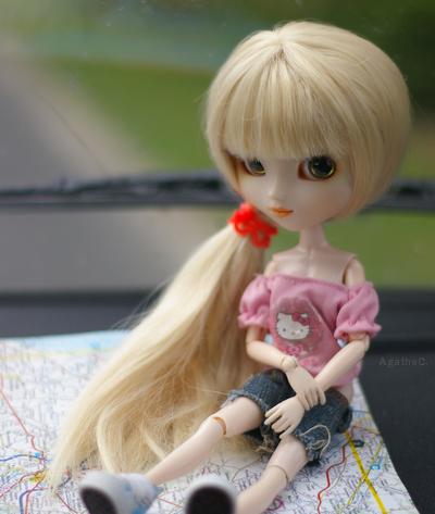 Melba & Danbo ♪