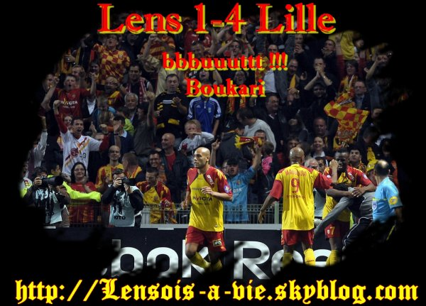 Lens - Lille : réactions