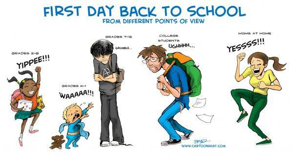 [TAG n°7/BACK TO SCHOOL] The school tag