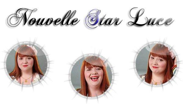 LUCE EST LA GRANDE GAGNANTE DE LA NOUVELLE STAR 2010 !  -  SORTIE DE L'ALBUM « PREMIÈRE PHALANGE » LE 20 JUIN !  -