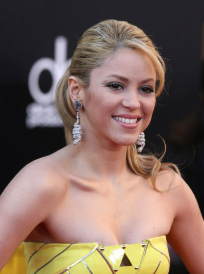 "Check out the different looks and styles of "" Shakira """
