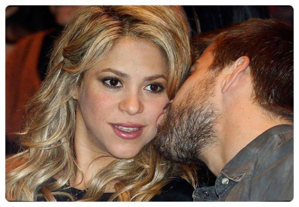 Shakira en mode dominatrice
