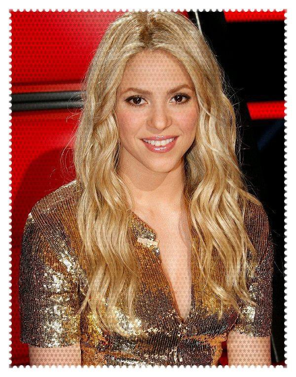 Photos inédites de shakira