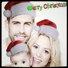 Shakira souhaite à vous tous :  un Joyeux Noel
