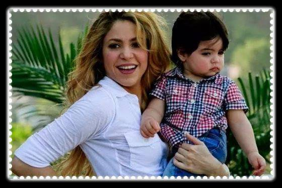 "Shakira ,une vraie "" Lady """