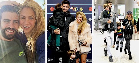 Happy 40th birthday Shakira and happy 30th birthday Gerard Pique 2/2/2017