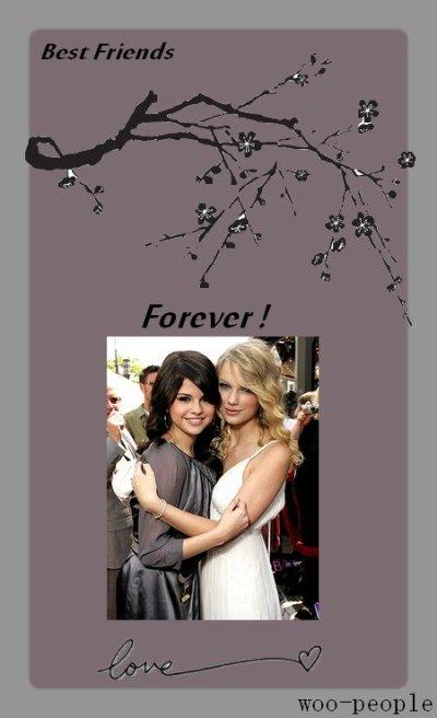 Selena's Friend