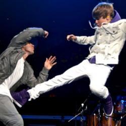 Justin, notre karatéka