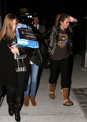 Le 12 novembre-Miley