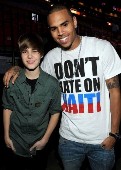 Un duo Justin-Chris Brown