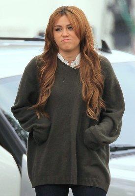 Zapping sur les news de Miley