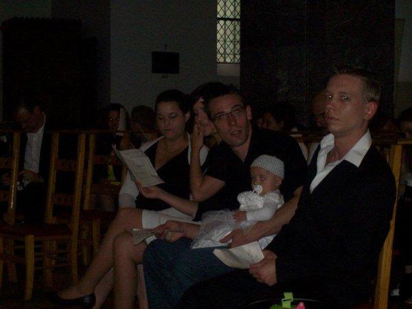 Ô baptême d'Inaya, ma filleule