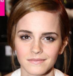 Symétrie Emma Watson