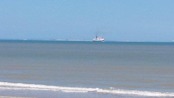 la mer de sangatte