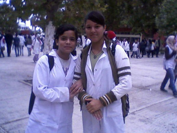 my and oumaima♥