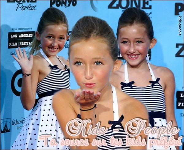 . . • Bienvenue sur www.Kids-People.skyrock.com - Ta source sur toutes tes Kids préférés!  $)   .