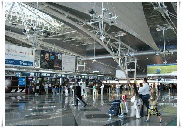 Aeroporto Internacional Francisco Sá Carneiro