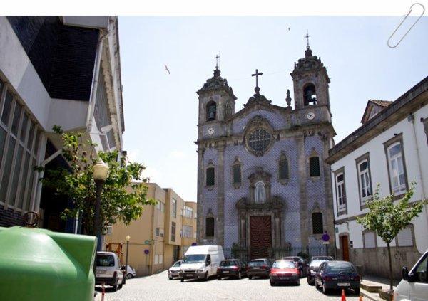 Igreja do Corpo Santo de Massarelos