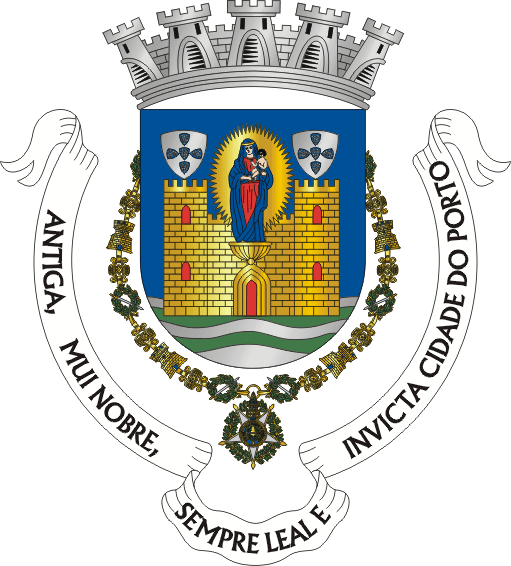 A cidade do Porto