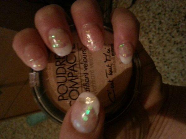 Mes nouveaux ongles