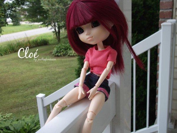 Mes dolls :3