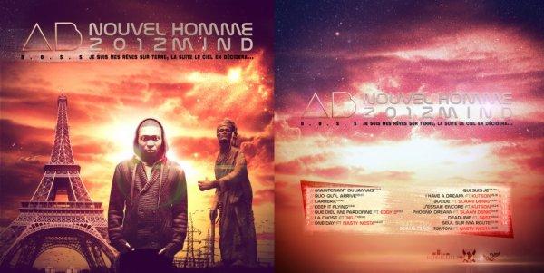 """Mixtape """"Nouvel Homme 2012 Mind"""" disponible gratuitement sur www.abbossphxdm.com"""