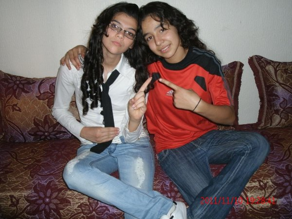 moi and  kadi and mayka