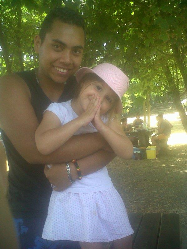 moi et mon bebe ete 2012 ♥♥