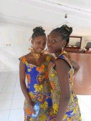 en mode africaine