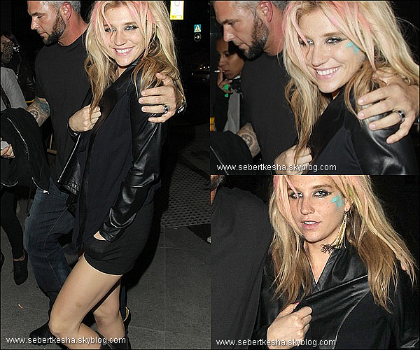 . Rattrapage des news  -    08 Novembre 10 - Ke$ha arrive a son hôtel dans la nuit après avoir passer les  MTV EMA .   10 Novembre 10 - Ke$ha sur la plage de Bondi à Sydney pour une baignade et une promenade        .