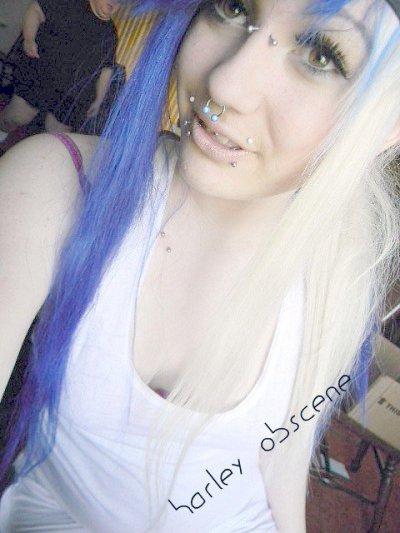 Harley Obscene